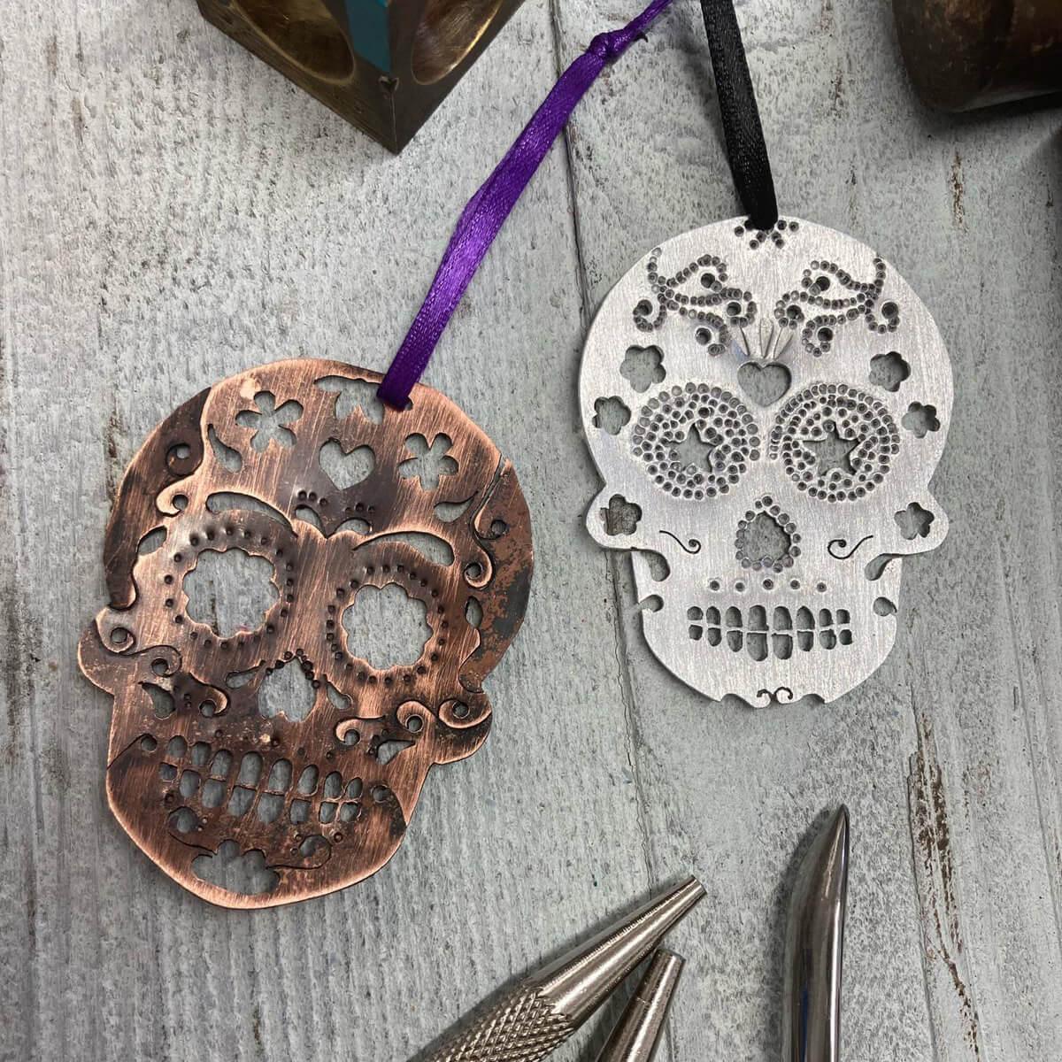 Day of the Dead Skulls Workshop